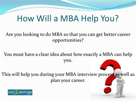 Can You Teacg With An Mba by Why Do Mba