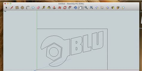 sketchup layout vector printing how to design a 3d model for makerbot printing with google