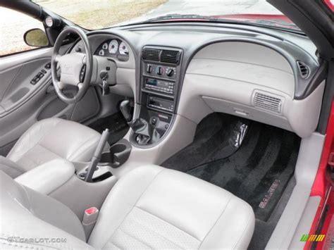 2000 Mustang Interior Colors 2000 ford mustang saleen s281 speedster interior color