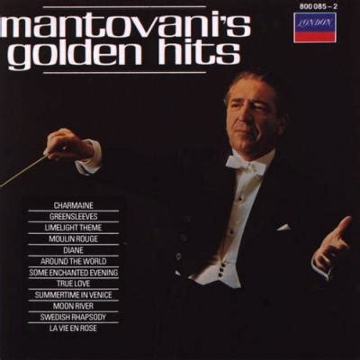 mantovani greatest hits forever gold 2000 store
