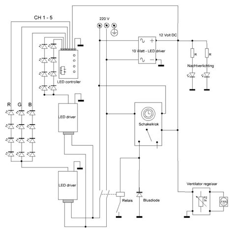led dimmer wiring diagram 12 volt dimmer switch wiring