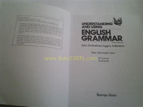 Grammar Edisi 4 understanding and using grammar