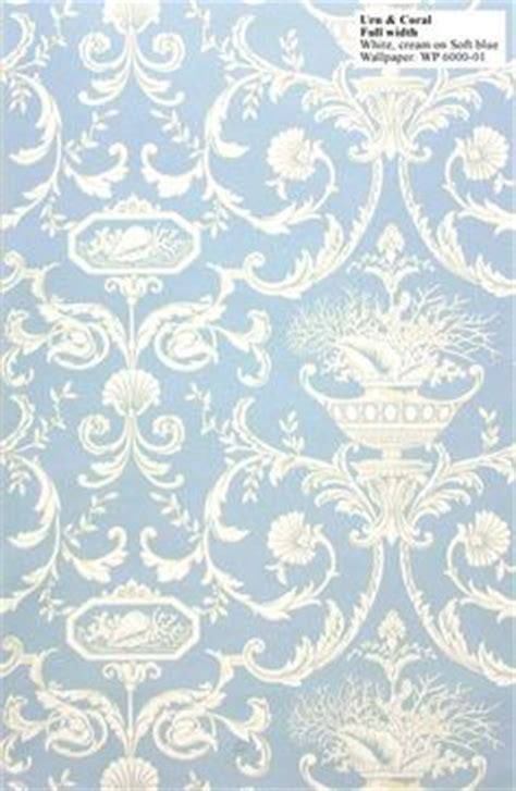 Tapete Kolonialstil by 1920 S Antique Vintage Wallpaper Blue Lovebirds