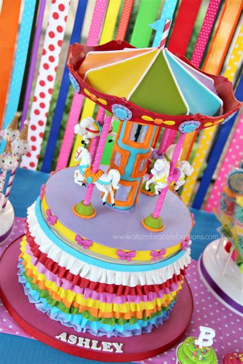 Circus birthday party a to zebra celebrations
