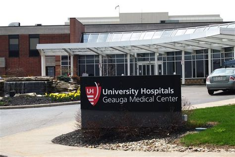 Hospital Detox Cleveland Ohio Geaugha Hospital by Uh Geauga Center Outpatient Rehab Services Moved
