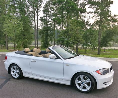 Bmw Convertible For Sale by 2010 Bmw 1 Series Convertible For Sale