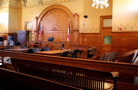 Court Rooms by Official Website Science In The Courtroom