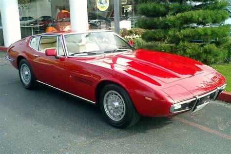 1969 Maserati Ghibli by 1969 Maserati Ghibli Coupe 20947