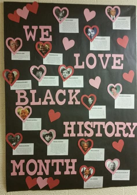black history valentines day 1000 ideas about history bulletin boards on