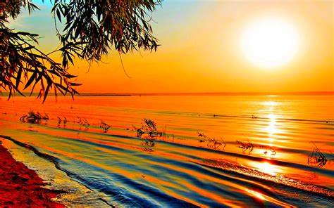 sunset orange orange sunset 30011 1920x1200 px hdwallsource com