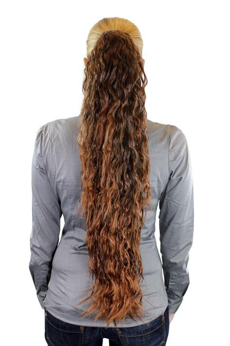 Hair Clip 75 Cm Curly Hairclip 75cm hair volume curly braid mediterranean n838