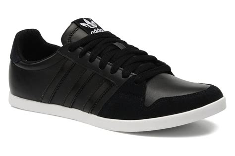 Adidas Adilago Black adidas originals adilago low trainers in black at sarenza