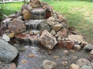 How To Build A Small Pond In Your Backyard Kbt Waterfalls Pondless Waterfalls
