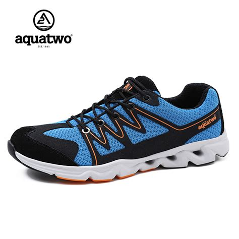 trekking running shoes aquatwo mens trail running sneakers shoes for runner