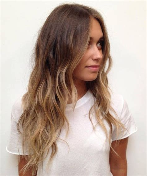 dyed hairstyles for brown hair 25 best ideas about light brown hair on pinterest light