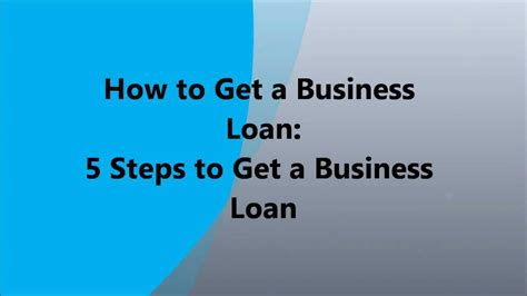 where to get a house loan how do i get a loan to buy a house 28 images how to get a business loan 5 steps to