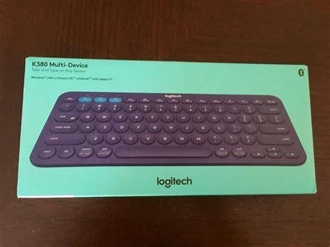 Keyboard Logitech K380 logitech k380 wireless keyboard review