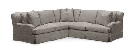 victory sectional cbell 2 pc sectional with right arm facing loveseat