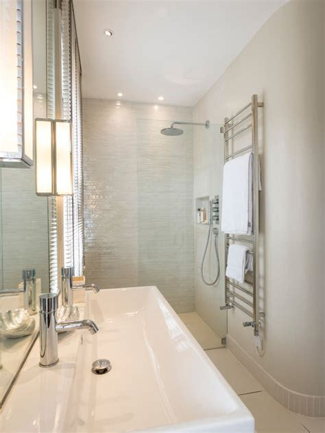walk in showers for small bathrooms small bathroom with walk in shower houzz