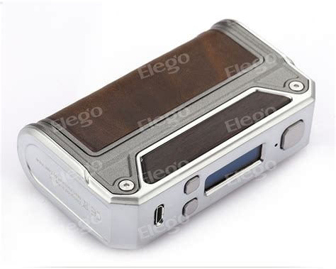Limited Vape Vaporizer 6 Month Warranty Therion Dna 75 Carbon Fiber B and newest 2016 vape mod lost vape therion dna133