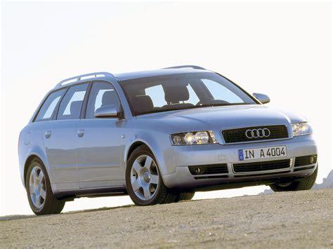 Audi A4 Baujahr 2004 by Audi A4 Avant 2001 2002 2003 2004 Autoevolution