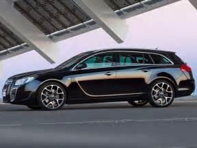 Opel Opc Insignia Insignia Opc Wagon 1st Generation Insignia Opc Opel