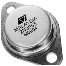 transistor to3 2n3055 2n3055 transistor npn to3 komposantselectronik