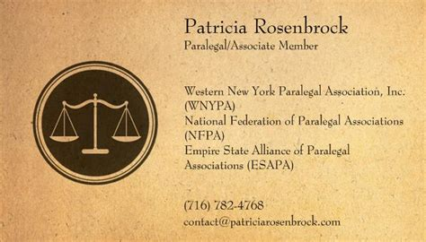 paralegal business cards templates paralegal business cards sle choice image card design
