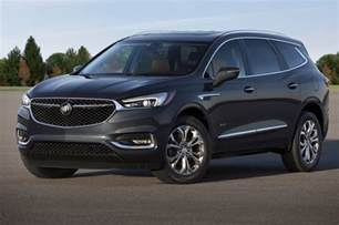 Buick Enclave Colors 2018 Buick Enclave Info Pictures Specs Wiki Gm Authority