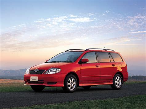 toyota wagon toyota corolla wagon specs photos 2002 2003 2004