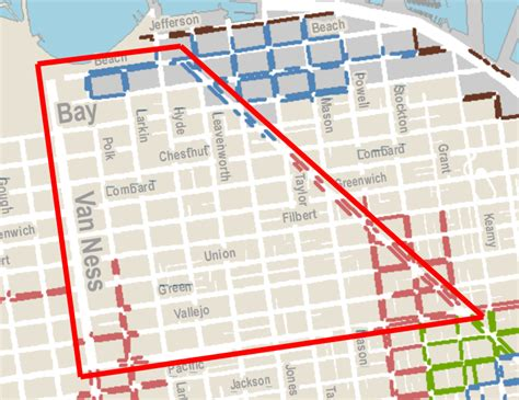 san francisco map russian hill how to find parking in russian hill sfparkingguide