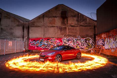 peugeot fastest car peugeot rcz r review fastest production peugeot
