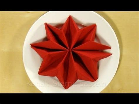 Napkin Folding Origami - 26 best images about pliage de serviettes on