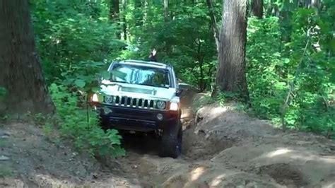 hummer h2 h3 h3t vs jeep jk at beasley knob