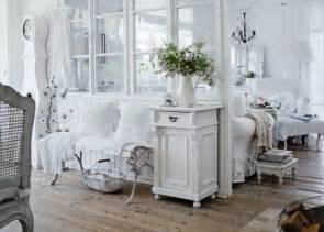 Chic Home Interiors Shabby Chic Interior With Incredible Attention To Details