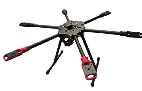 frame design of quadcopter fpv hmf s680 carbon fiber 6 axis pcb folding hexacopter