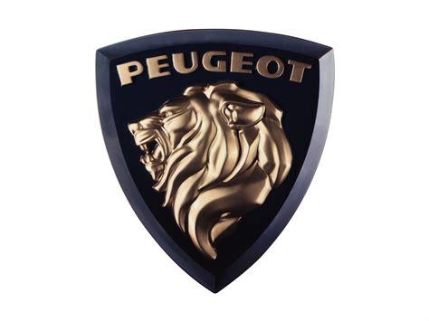 peugeot car emblem logo peugeot