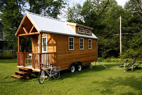 Homes On Wheels | tiny prefab home on wheels unique shapes of tiny prefab
