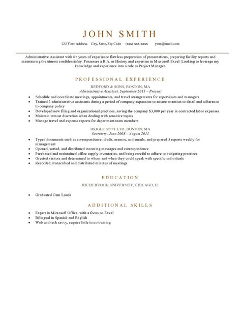 Expert Preferred Resume Templates Resume Genius Resume Templates