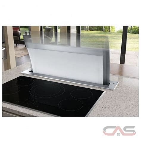 induction cooktop with downdraft ventilation jenn air jic4536xb cooktop canada best price reviews