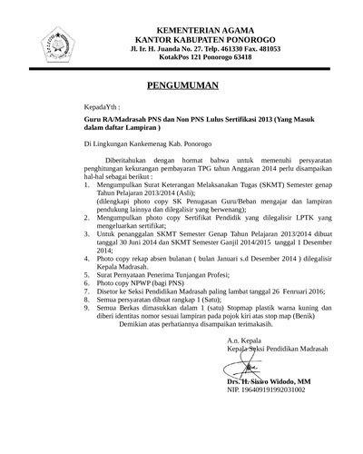 Tunjangan Fungsional Guru Ra 2015 - Guru Paud