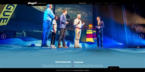 volvo race live new what we do item volvo race plugged live shows