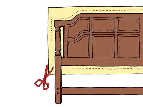 how to upholster headboard how to upholster a headboard hgtv