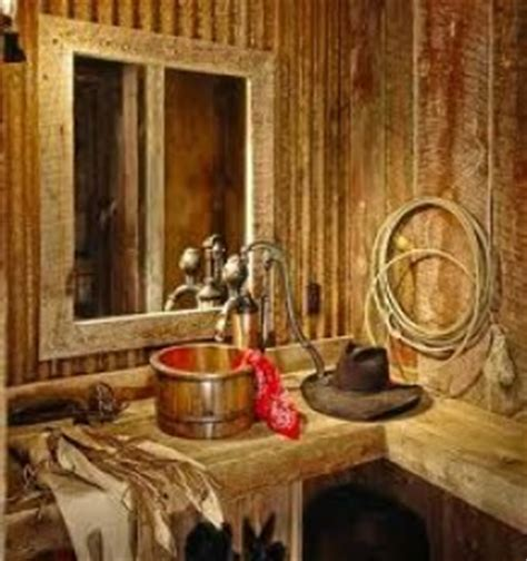 western bathroom decorating ideas western cowboy decor