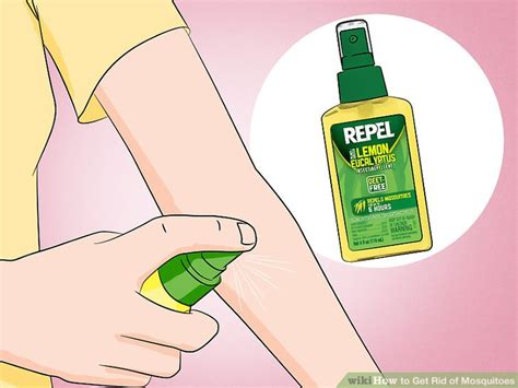 how to get rid of mosquitoes 3 ways to get rid of mosquitoes wikihow