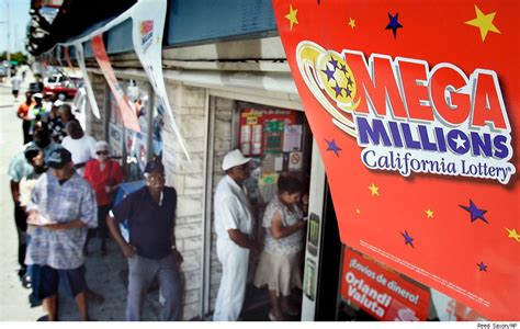 What Time Is Mega Millions Drawing Ca