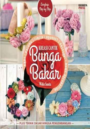 Bros Bunga Rajut By Puspa Swara buku kreasi cantik bunga bakar toko buku buku laris