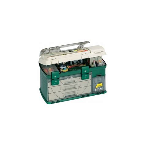 Drawer Tackle Box by Plano 737 002 3 Drawer System Box Tackledirect