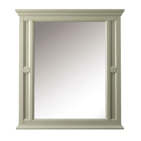 home decorators mirror home decorators collection charleston 33 in w x 36 in h