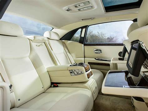 rolls royce white inside rolls royce ghost series ii photo gallery